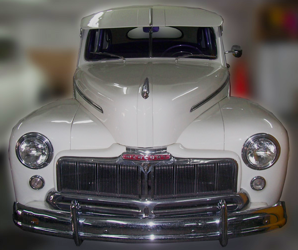 1947 Mercury White