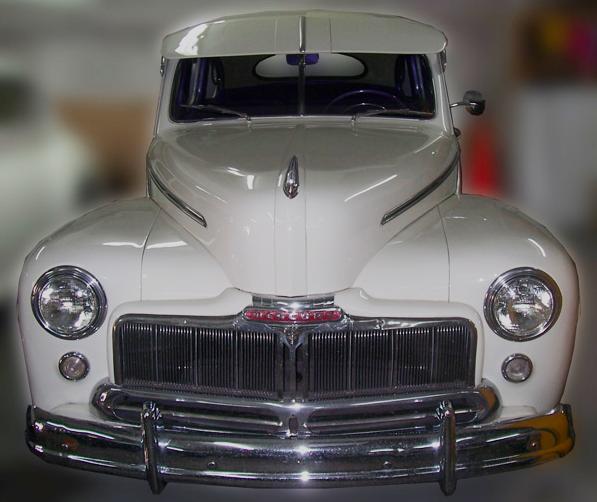 1947 Mercury White