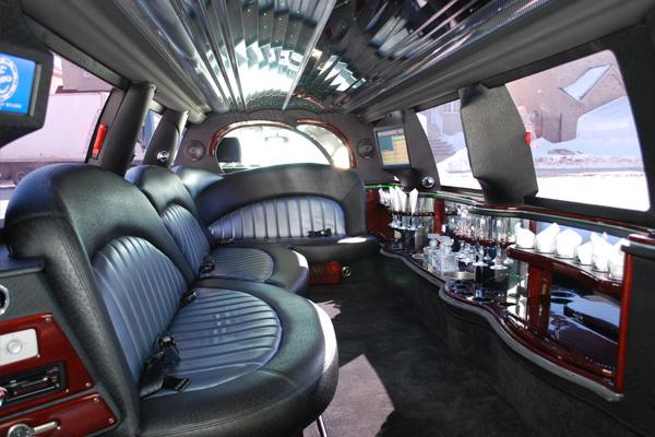 Navigator interior